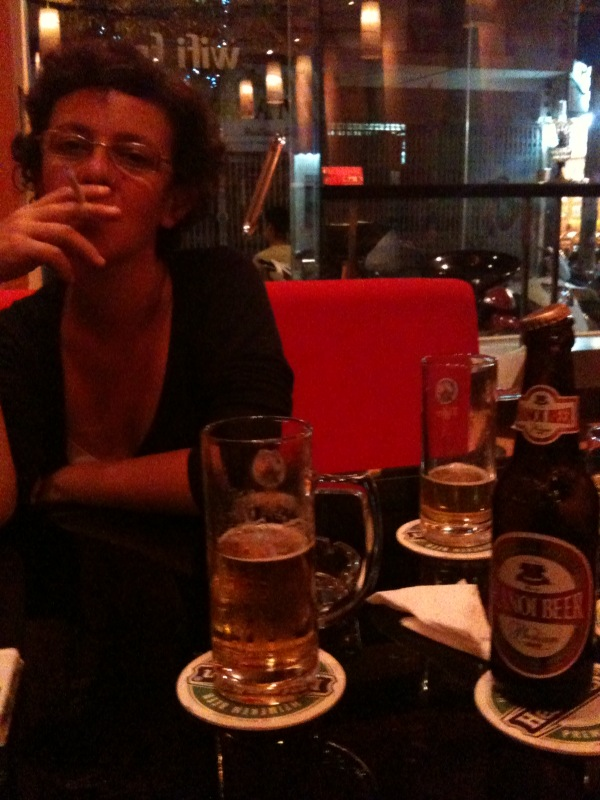 14 agosto - Hanoi