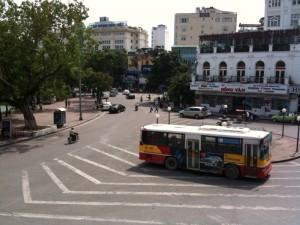 8 agosto - Hanoi