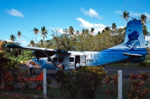 Fiji - aereo per Levuka