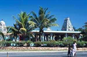Fiji - Nadi - tempio hindu