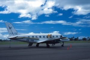 Fiji - aeroporto di Suva - verso Taveuni