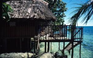 Samoa - isola di Manono