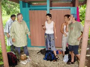 Fiji - Lavena coastal walk - trekking