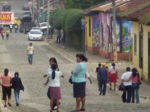 America Centrale - El Salvador - viaggiando