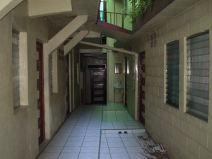 America Centrale - San Salvador - l'hostal prigione