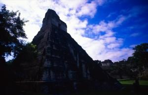 America Centrale - Guatemala - Tikal