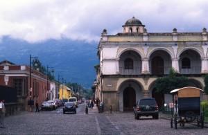 America Centrale - Guatemala - Antigua