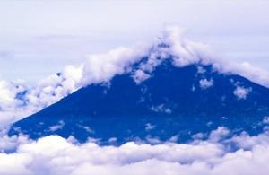 America Centrale - Guatemala - Antigua - vulcano Agua