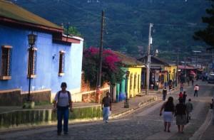 America Centrale - El Salvador - Ruta de las Flores - Apaneca