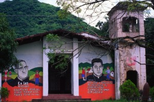 America Centrale - El Salvador - Cinquera