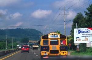 America Centrale - El Salvador - verso la Ruta de las Flores