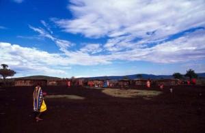 Kenya - villaggio Masai