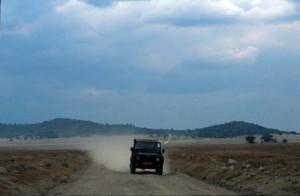 Kenya - Masai Mara - piste