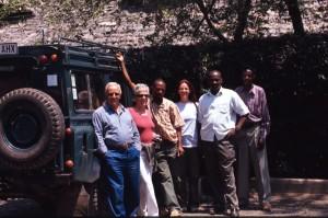 Tanzania - in partenza da Arusha