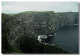 Irlanda - Clifs of Moher