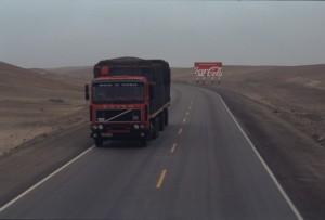 Peru - verso Lima