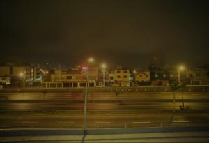 Peru - Lima di notte 2