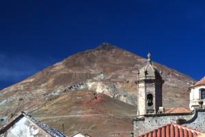 Bolivia - Potosì - Cierro Rico