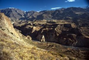 Peru - Canon del Colca
