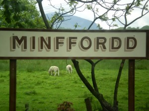 Minfford, Galles, Wales
