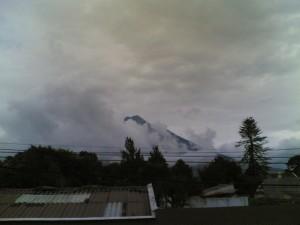 vulcano agua