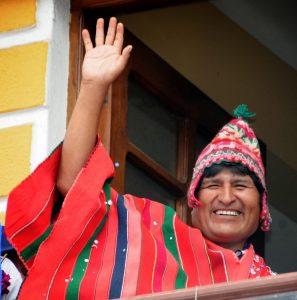 evo morales 7 297x300 - Bolivia - Evo Morales won