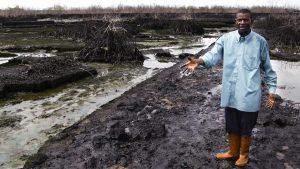 Delta Niger - pollution