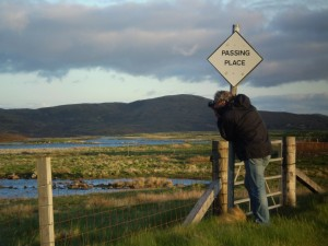 Scozia - isole Ebridi esterne