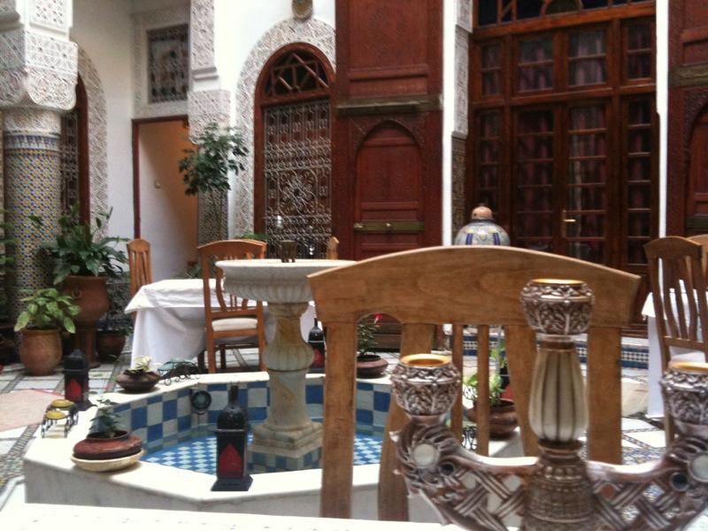 Marocco - Il riad di Fes