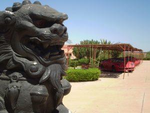 Marocco - Ouarzazate - studi cinematografici