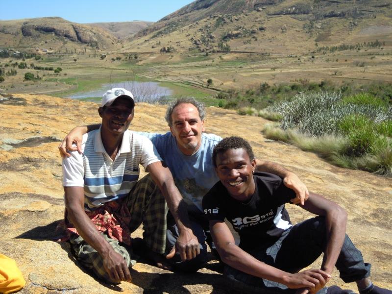 Madagascar - Anja reserve