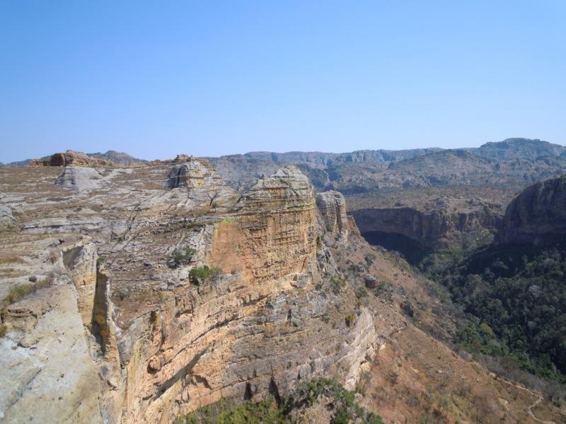 Madagascar - Isalo park