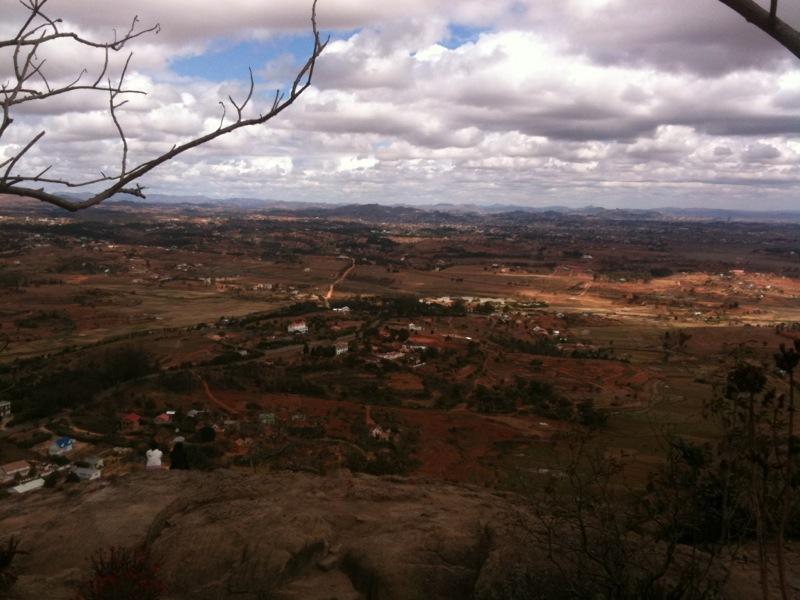 Madagascar - sulle colline di Tana