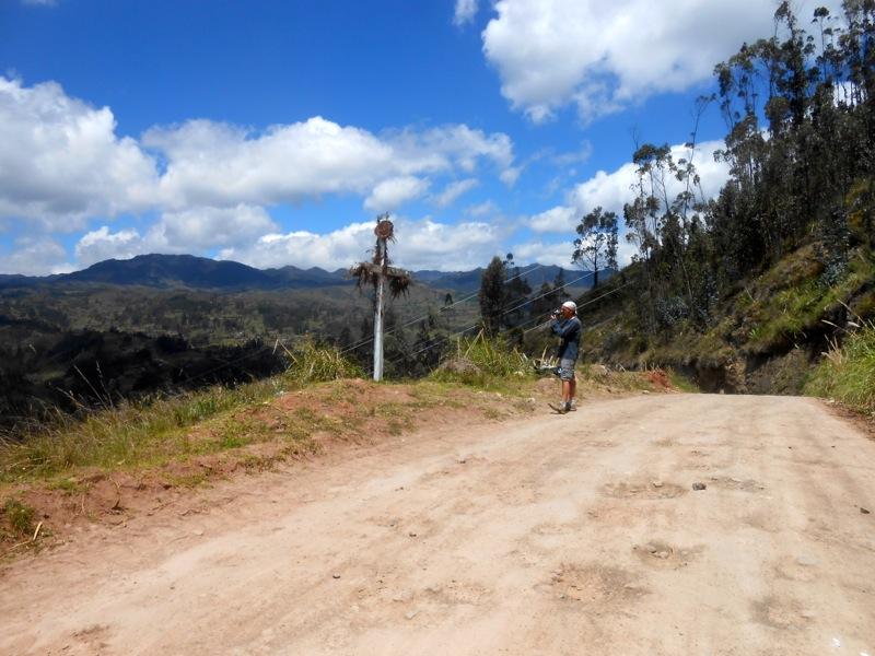 trek Saraguro ritorno