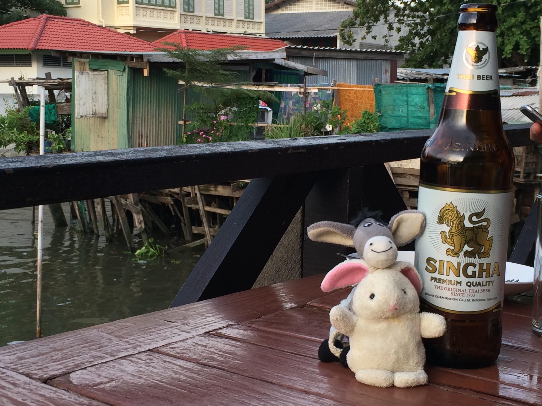 IMG 3530 - Choo Phraya river - Bangkok