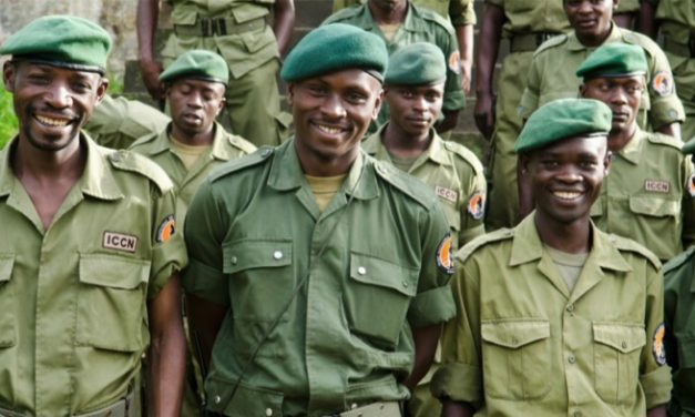 Virunga National Park: ranger Easter Ishara Birindwa died. May he rest in peace.