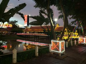 Siem Reap by night - Cambodia