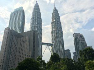 Kuala Lumpur - Malaysia - Petronas Tower