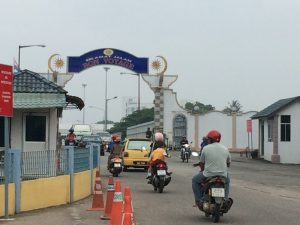 Malaysia - Thailandia border