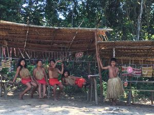 Villaggio Indio - Amazonas