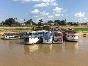 Tabatinga pier - Brasil