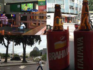 da Algodoal a Rio de Janeiro - Brasil