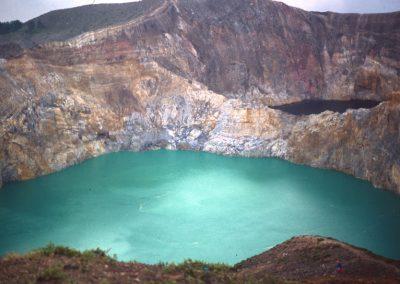 Kelimutu Lagoon - Indonesia