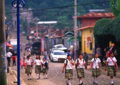 Apaneca - Ruta de Las Flores - El Salvador, Central America