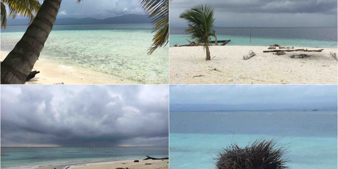 From Colombia to Panama – San Blas Archipelago!