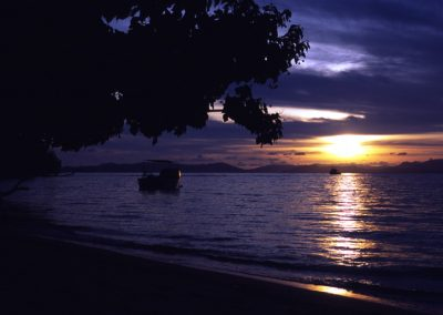 Beautiful Sunset - Taveuni, Fiji