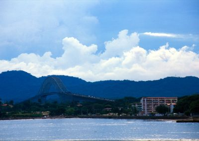 Big Bridge - Panama City - Panama, Central America