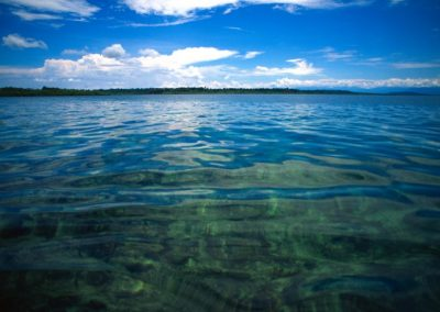Blue and Green Sea - Bocas del Toro - Panama, Central America