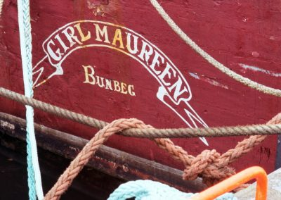 Boat sign - Ireland