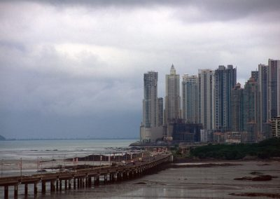 Bridge - Panama City - Panama, Central America